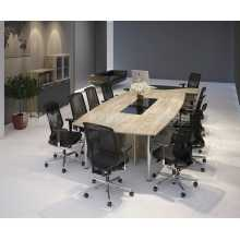 Geschäftsstelle 6 - Komplette Büromöbel aus melaminharzbeschichtetem Holz für Haus, Besprechungsraum, Schule, Bäume