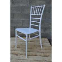 TIFFANY - Stapelbarer Chiavarina-Stuhl aus Polypropylen für Haushalt, Restaurant, Bar, Catering CATAS-zertifiziert