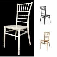 TIFFANY - Stapelbarer Chiavarina-Stuhl aus Polypropylen für Häuser, Restaurants, Bars, Catering CATAS-zertifiziert