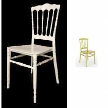 Napoleon-zertifizierter CATAS - Stapelbarer Stuhl aus Polypropylen für Häuser, Restaurants, Bars und Catering